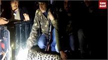 IMAकी बाउंड्री वॉल के तारों में उलझकर तेंदुए की मौत,जॉय हुकिल ने कियानरभक्षी तेंदुए का शिकार