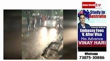 देखिये, कैसे आधी रात को बीच सड़क भिड़े युवक, चली गोलियां