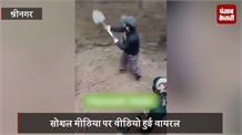 हिजबुल कमांडर रियाज़ नाइकू का नया ठिकाना, वीडियो वायरल