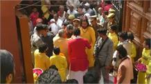 संसद में कानून लाओ और मंदिर बनाओ और अभी नहीं तो कभी नहीं '- रामदेव