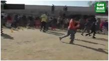 हमीरपुर में अक्षम बच्चों की खेलकूद प्रतियोगिता, प्रतिभा का किया प्रदर्शन