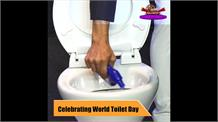Celebrating World Toilet Day