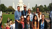 70 देशों के राष्ट्र प्रमुखों ने किया ताज का दीदार, जमकर की तारीफ