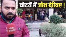 वोटिंग का समय खत्म, यमुनानगर में अभी भी लगी हैं लंबी लाइनें