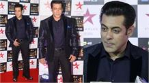 Salman clicked at Star Screen Awards
