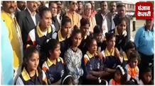 अंतर्राष्ट्रीय महिला फुटबॉल टूर्नामेंट का आयोजन, कृषि मंत्री ने किया उद्घाटन