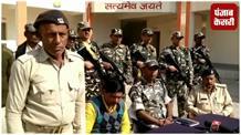 2200 नेपाली शराब की बोतलें बरामद, एक तस्कर गिरफ्तार