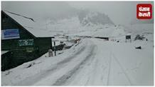 'जन्नत' में मौसम हुआ 'COOL-COOL', बर्फबारी से वादियां हुई गुलजार
