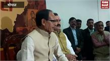shivraj shing on poll