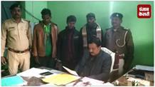 बिहार पुलिस के लिए बदमाश बने चुनौती, अलग-अलग जगहों से कई बदमाश गिरफ्तार #BIharPolice #Arrest #BiharNews