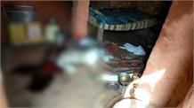 अज्ञात बदमाशों ने की किसान की निर्मम हत्या, गांव में मचा कोहराम