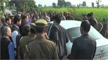 कन्नौज पहुंचे डिप्टी सीएम दिनेश शर्मा, कानून मंत्री की मां के निधन पर जताया शोक