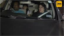 B-town celebs at Rani's daughter birthday bash