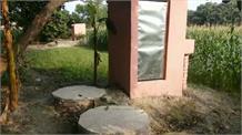 'स्वच्छता अभियान' के तहत बनाए गए शौचालय, मिली मान सम्मान की जिंदगी