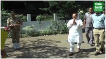 केंद्रीय मंत्री नड्डा का शिलाई दौरा, कांग्रेस ने बताया फ्लॉप शो