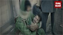 12 साल की उम्र में रेप, अब गोद में 1 साल के बच्चे को लेकर मांग रही इंसाफ
