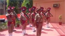 दीक्षांत समारोह में शिरकत करने पहुंचे  राज्यपाल राम नाईक,सुधीर मिश्रा को मानद उपाधि से नवाजा