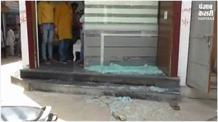 ज्वैलर्स की दुकान में दिनदहाड़े लूट, CCTV में कैद वारदात