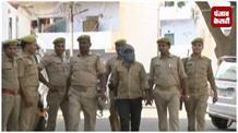 30 से फरार शातिर आरोपी गिरफ्तार, 25 हजार रुपए का था इनाम