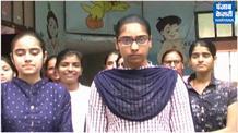 झज्जर की बेटी तनु यादव ने जिले में पहला और प्रदेश भर में हासिल किया सातवां स्थान