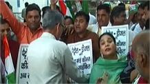 पेट्रोल-डीजल के दाम बढ़ने के खिलाफ दिल्ली कांग्रेस का साइकिल मार्च