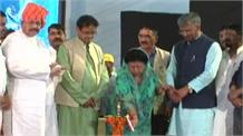 टिहरी लेक महोत्सव का आगाज, सीएम रावत ने किया शुभारंभ