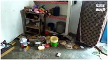 4 घरों में बदमाशों का तांडव, विरोध करने पर पीटा
