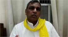 ओमप्रकाश ने बीजेपी विधायक सुरेंद्र सिंह पर किया पलटवार, बताया साइकिल चोर