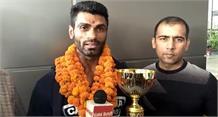 दिल्ली का बॉडी बिल्डर यूरोप में बना मिस्टर वर्ल्ड, चौथी बार गोल्ड मेडल जीत रचा इतिहास