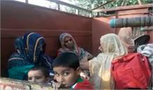 धमकियों से परेशान होकर हिंदू परिवार ने किया पलायन, शिकायत के बाद भी नहीं हुई कार्रवाई