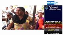 कथित बीजेपी नेता ने मंदिर पर जमाया कब्जा!, गुस्साए लोगों ने तोड़ा ताला