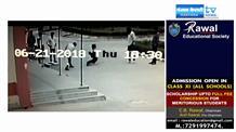 फरीदाबाद में गुंडागर्दी का वीडियो वायरल, युवक को डंडों से पिटते बदमाश कैमरे में कैद