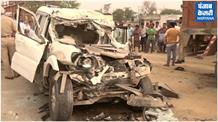अमृतसर में भीषण सड़क हादसे में झज्जर के सात लोगों की मौत, एक घायल