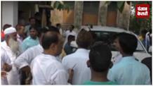 ठेकेदर की गोली मारकर हत्या, लोगों ने सड़क जाम कर किया हंगामा