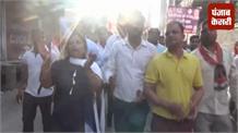कांग्रेस का तंज, 'केजरीवाल की मेहरबानी दिल्ली में नहीं है पानी'