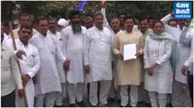 टोल वसूली के विरोध में ग्रामीणों का प्रदर्शन, केंद्रीय मंत्री को सौंपा ज्ञापन