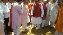 बीजेपी प्रदेश अध्यक्ष महेंद्र ने कैबिनेट मंत्री ओमप्रकाश की पार्टी के विधायक को बताया चोर
