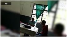फिटनेस प्रमाण पत्र बनाने के लिए वसूली कर रहे सरकारी डॉक्टर, वीडियो वायरल