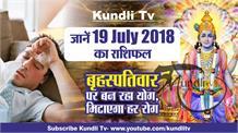 Aaj Ka Rashifal- बृहस्पति पर बन रहा योग, मिटाएगा हर योग