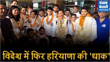 हरियाणा के इस छोरे ने अंतरराष्ट्रीय चैंपियनशिप में भारत को दिलाया रजत