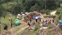 हरेला पर्व पर जापानी मियावाकी तकनीक से लगाए 7 हजार पौधे