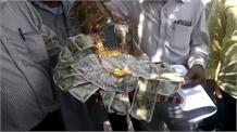 पैसे लेकर दुकानदार ने दी नकली नोटों की माला, दूल्हे की हुई किरकरी