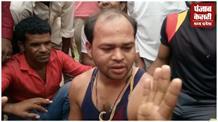 बच्चा चोरी अफवाह नहीं है सच है, ग्रामीणों ने बच्चा चुराते एक जोड़े को रंगे हाथों पकड़ा है