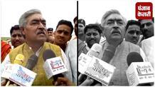 मंत्री विनोद नारायण झा पहुंचे अजगैविनाथ धाम, कहा, 'कांवड़ियों की मिलेंगी सारी सुविधाएं'
