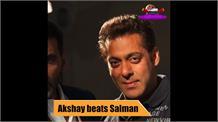 Akshay beats Salman