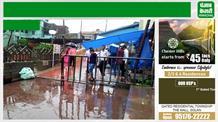 गुप्त नवरात्रे पर नैनादेवी में आस्था का सैलाब, तेज बारिश में भी पहुंच रहे श्रद्धालु