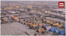 कुंभ: टेंट सिटी का निर्माण कर रहा है पर्यटन विभाग, फाइव स्टार होटल जैसा अनुभव पाएंगे श्रद्धालु
