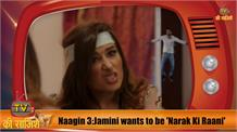 Naagin 3:Jamini wants to be 'Narak Ki Raani'