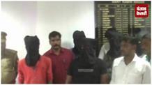 6 बदमाश गिरफ्तार, करते थे अवैध हथियारों की तस्करी