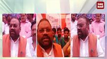 कैबिनेट मंत्री स्वामी प्रसाद मौर्या ने राहुल गांधी पर ली चुटकी